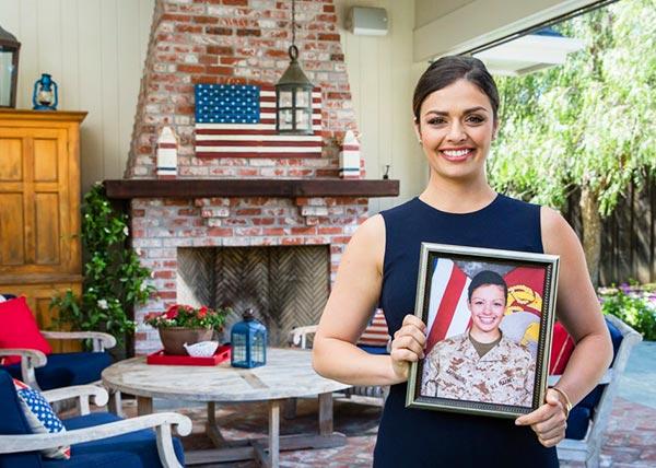 Tatiana, Veteran, USMC